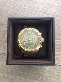 Michael Kors authentic Gold Watch