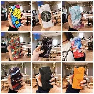 Phone cases for Iphone and Android phones