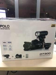 Polo sharpshots D7300
