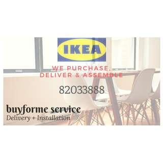 Ikea Delivery Home Services Carousell Singapore