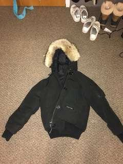 Women's Canada Goose bomber - great condition!