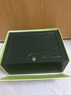 勞力士錶盒 rolex 5*7吋