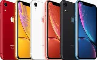 Looking for iPhone XR 64GB Recontract set