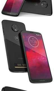 🚚 Motorola Moto Z3 (WTB)