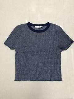 Pull and bear cropped top