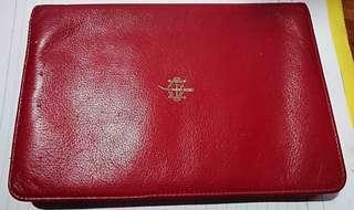 香港70年代中期,香港皇家賽馬會,紅色投注薄,香港山寨廠製造之物品,合懷舊收藏迷收藏。
