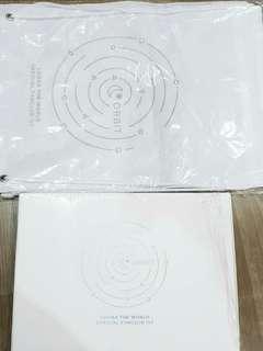 LOONA Orbit 1st Fanclub Kit