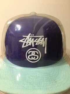 Stussy 6分割帽