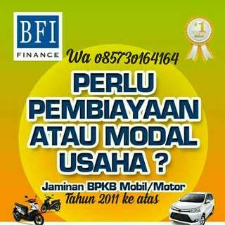Lowongan Kerja Sales Agen BFI Surabaya