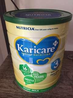 Karicare Goat Milk Powder
