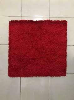 CLEARANCE SALE Ikea Hampen Red Rug
