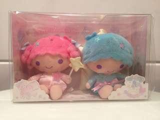 Sanrio Little Twin Stars 絕版盒裝公仔