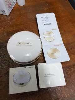Sulwhasoo perfecting cushion case free laneige bb cushion sample no 21