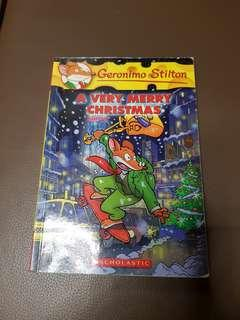 Geronimo Stilton Book