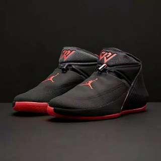 bf21ff77865 Nike Air Jordan Why Not Zero 1 Black Red High Premium ORIGINAL