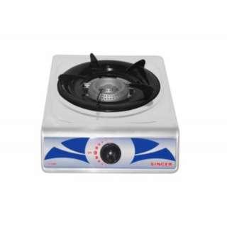 Singer GS01SB Single Burner Gas Cooker #CNY888