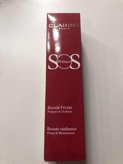 Clarins radiant primer