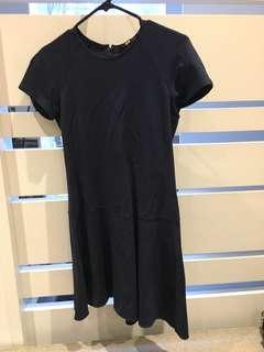 Uniqlo women's navy tennis dress