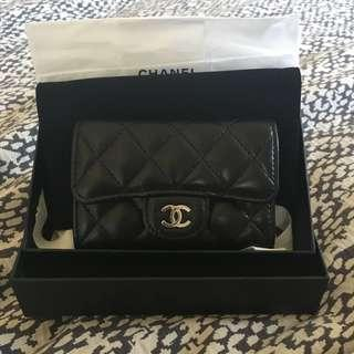 Chanel Classic Card Holder - Authentic