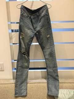 Women's size 30 jeans