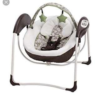 Baby Swing/ Graco Glider lite