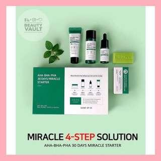 SOME BY MI - AHA,BHA,PHA 30 Days Miracle Starter Set