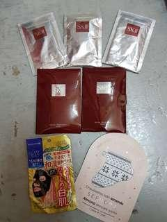 SK II SK 2 facial treatment essence mask kose mask sephora foot mask