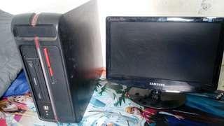 Fullset PC Mini Siap Pakai