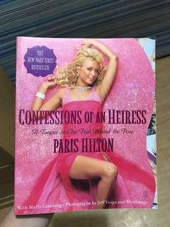 Confession of an heiress