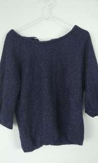 Sparkling top size 12