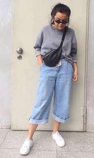 Zara grey sweater #onlinesale
