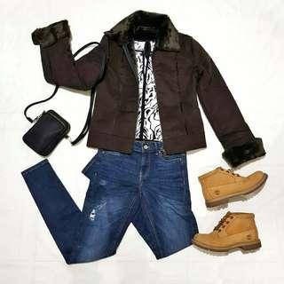☇LP☇Suede Jacket