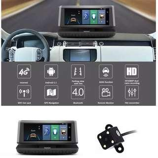 Portable Android FM GPS Bluetooth Wifi PlayStore Apps Video/Music Player With Front & Rear Cameras