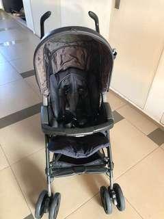 Peg Perego P3 compact stroller