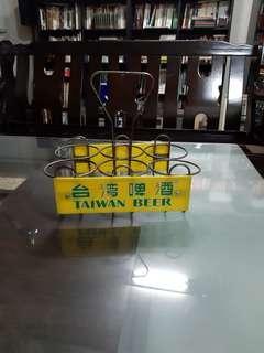 🚚 早期台灣啤酒提架