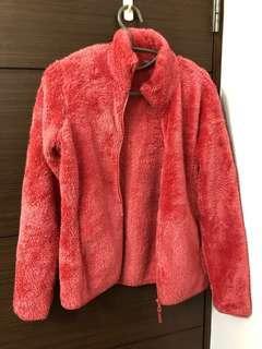 🚚 Uniqlo優衣庫場刷毛泰迪熊感外套