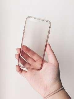 clear iPhone 6s/ 6 case