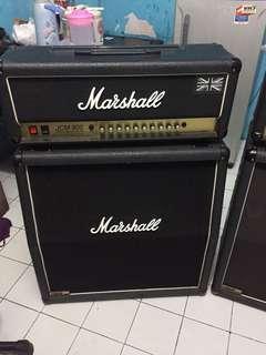 ampli marshall jcm 900 dual reverb england