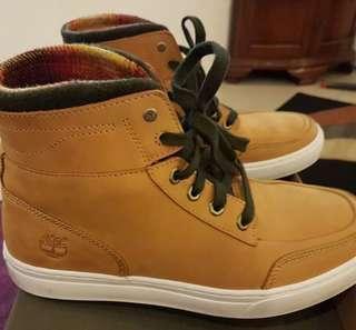 Timberland Suede Brown