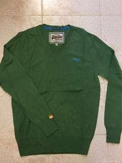 Superdry sweater 冷衫、毛衫