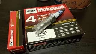 Ford focus 2.0L spark plug