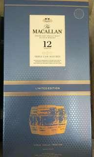Macallan Triple Cask 12 Year Old Limited Edition