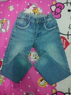 Celana Jeans Batman Anak Laki²