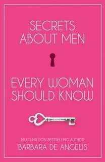 🚚 Secrets About Men Every Woman Should Know