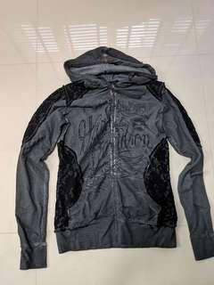 Authenic Harley Davidson size S hoodie Ladies