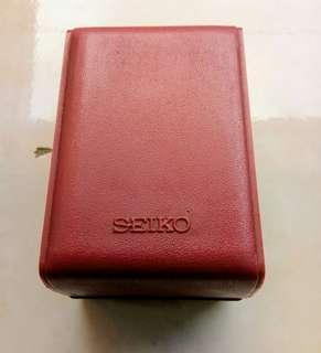 Jam tangan wanita Seiko late 60's vintage