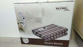ELTAC歐頓雙人電熱毯