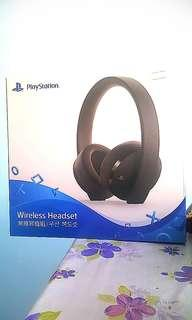 PS4 Wireless Headset(Final Reduction!)