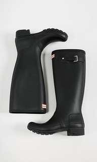 Hunters size 8 original tour boots