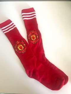Manchester United Football Soccer Socks
